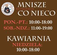 Zmiana godzin otwarcia od 19 października 2020 r.